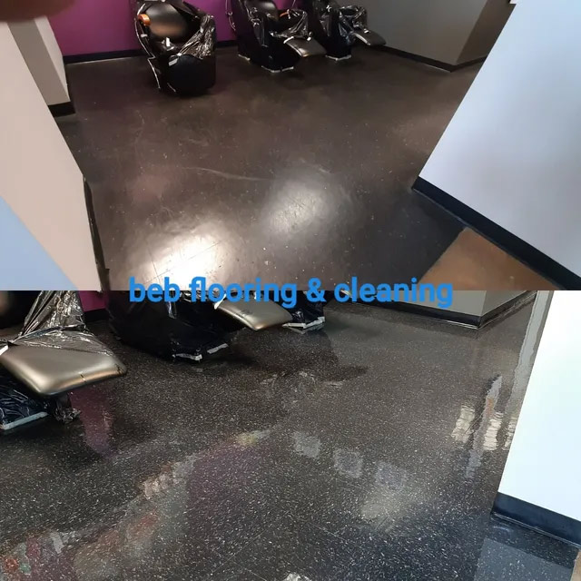 before and after vct strip and wax in durham nc